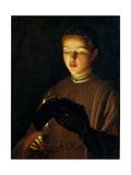 The Choirboy  c1645