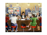 New York Diner  1987