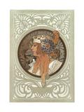 Tetes Byzantines: Blonde  1897