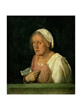 La Vecchia (The Old Woman) after 1505