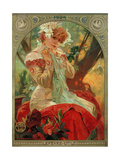 Sarah Bernhardt (1844-1923) Lefevre-Utile  1903
