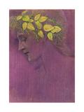 Girl's Head: a Fantasy  1897