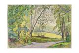 Through the Trees  1910-15