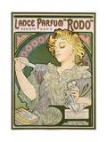 Poster Advertising Lance Parfum 'Rodo'  1896