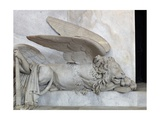 Winged Lion from the Monument to Antonio Canova