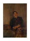 Self-Portrait  c1895