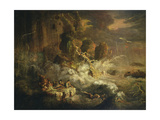 The Deluge  1819-29