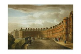 Lansdown Crescent  Bath  1820