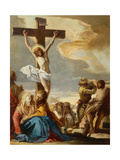 Christ Crucified  Stations of the Cross  1747