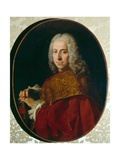 Portrait of Marco Foscarini