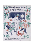 Front Cover Sketch for Hans Andersen's Fairy Tales