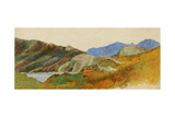 Mountain Landscape  1843-47