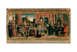 Polyptych of San Vincenzo Ferreri  1464-70