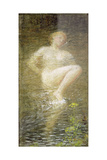 The Bather  c1891