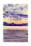 Calm Sea  1901-04