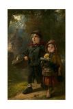 The Orphans  1854