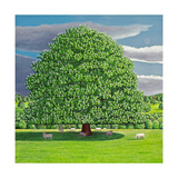 Homage to Horse Chestnut Tree  2012