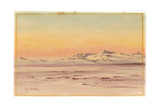 Antarctic Coastal Scene  1901-04