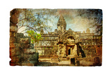 Mysterious Ancient Cambodian Temple