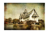 Pictorial Thailand - Artwork In Painting Style