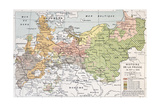 Prussia Historical Development Map