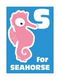 S For The Seahorse  An Animal Alphabet For The Kids