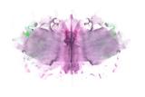 Butterfly Paint Splat