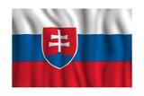 Slovakia National Flag