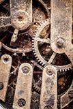 Grunge Watch Mechanism