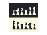Chess Pieces Collection