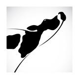 A Cow Reproduction d'art par Yod67