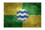 Nairobi Flag - Vintage Version