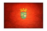 Flag Of Santiago De Compostela