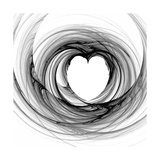 Black And White Sketch Heart