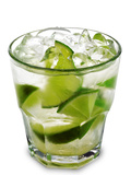 Caipirinha - National Cocktail Of Brazil Made With Cachaca  Sugar And Lime