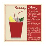 Bloody Mary Cocktail Reproduction d'art par Radubalint