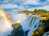 Iguazu Falls  One Of The New Seven Wonders Of Nature Argentina