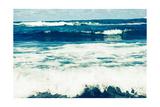 Storm Sea Waves