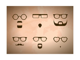 Glasses And Beards