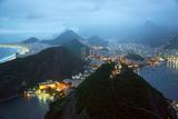 Rio De Janeiro By Night  Brazil