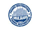 Milano Stamp