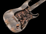 Grungy Steam Punk Guitar