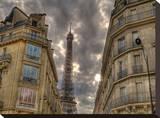 Standing Tall Paris Tableau sur toile par AJ Messier