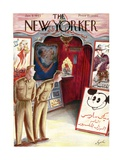 The New Yorker Cover - January 9  1943