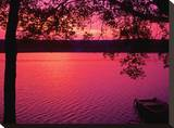 Sunset Tableau sur toile par AJ Messier