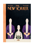 The New Yorker Cover - November 19  1927