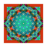 Fantastic World Mandala VI