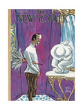 The New Yorker Cover - August 12  1928