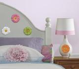 3-D Gerber Daisy Peel & Stick Wall Decal