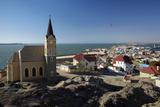 Felsenkirche (Rock Church)  Diamond Hill  Luderitz  Southern Namibia